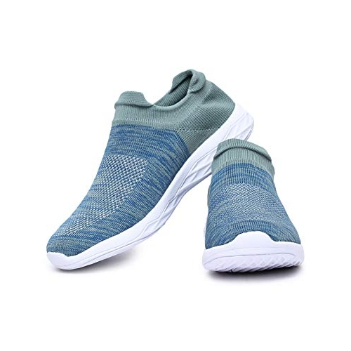 TRASE TWD Skyler Knitting Blue Sports Shoes