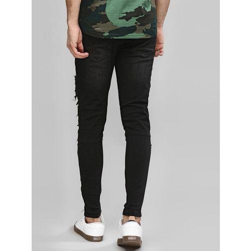 Kultprit Camo Innerpatch Skinny Fit Jeans