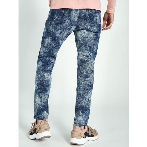 K Denim KOOVS Tie & Dye Skinny Jeans