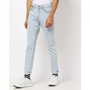 LEVIS 512 Slim Tapered Fit Washed Jeans