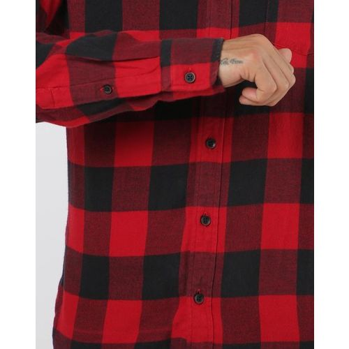 LEVIS Checked Slim Fit Cotton Shirt