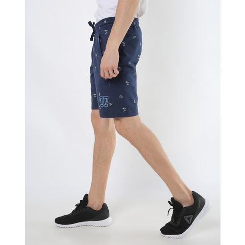 Teamspirit Printed Shorts with Insert Pockets
