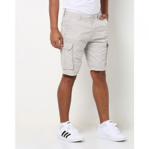 DNMX Slim Fit Cargo Shorts