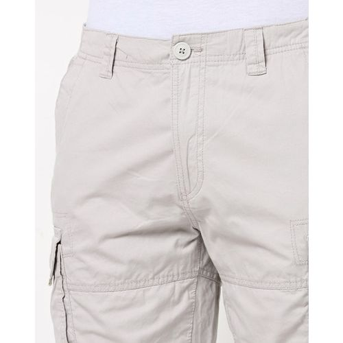 DNMX Slim Fit Cargo Shorts