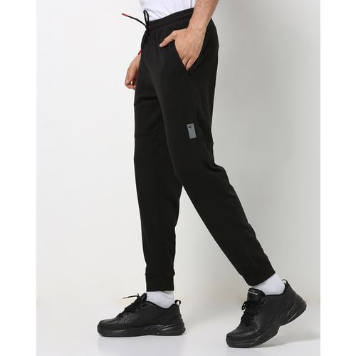 PERFORMAX Panelled Drawstring Joggers with Slant Pockets