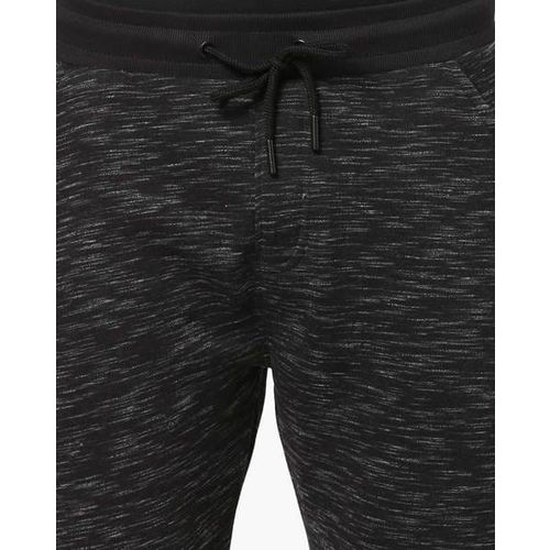 PROLINE Heathered Mid-Rise Joggers with Insert Pockets