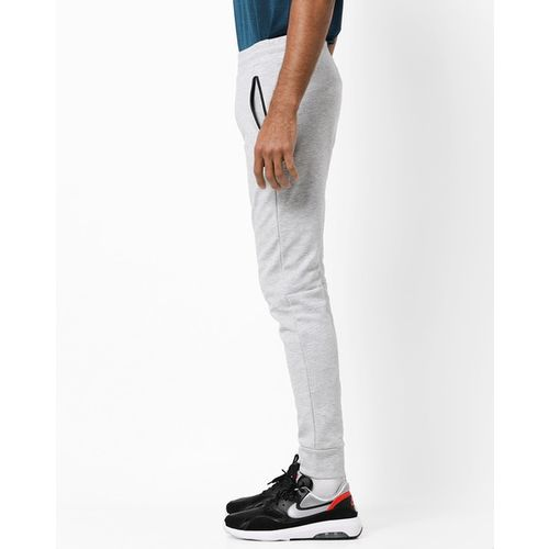 PROLINE Panelled Joggers with Insert Pockets