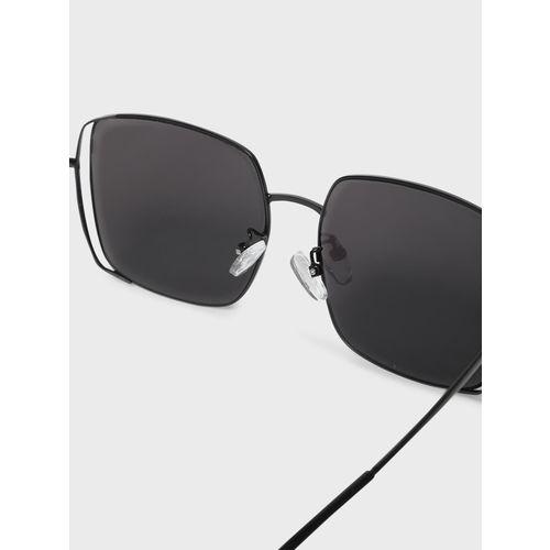 KOOVS Tinted Square Sunglasses