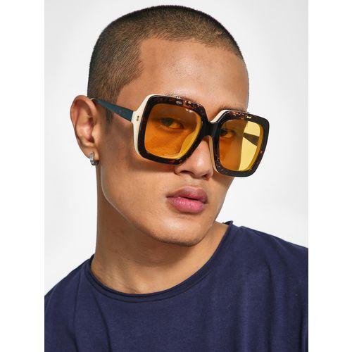 KOOVS Double Frame Square Sunglasses