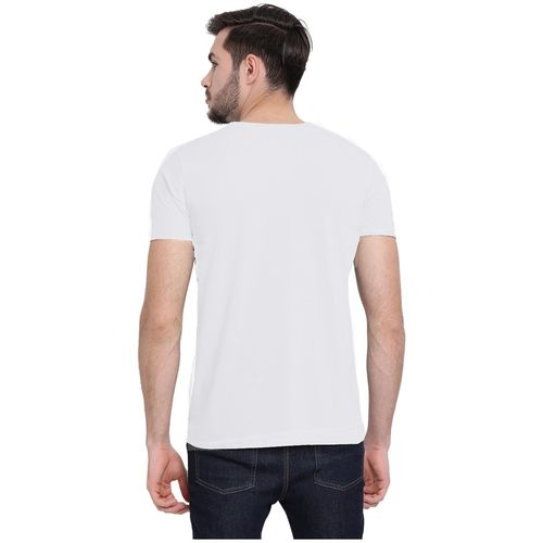 VIMAL JONNEY Men Multi Regular fit Cotton Round neck T-Shirt - Pack Of 3 by Mack Hosiery