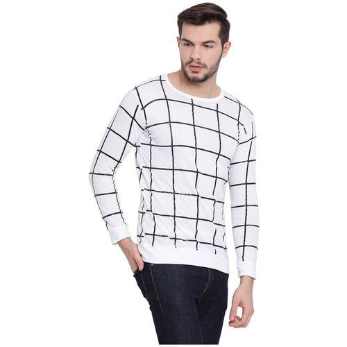VIMAL JONNEY Men Multi Regular fit Cotton Hood T-Shirt - Pack Of 3 by Mack Hosiery
