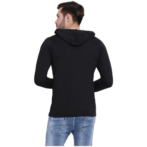 VIMAL JONNEY Men Multi Regular fit Cotton Hood T-Shirt - Pack Of 3 by Mack Hosiery