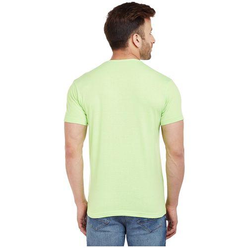 Vimal Jonney Multicolor Printed Cotton Tshirts For Men(Pack Of 3) by Mack Hosiery