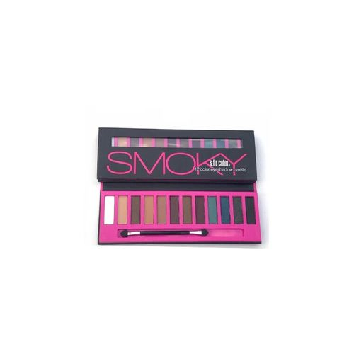 s.f.r. color beauty smoky eyeshadow palette
