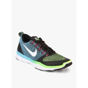 Nike Free Train Versatility Green Training Shoes