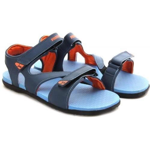 Buy Puma Blue Men Sports Sandals online  ed1ac843b2
