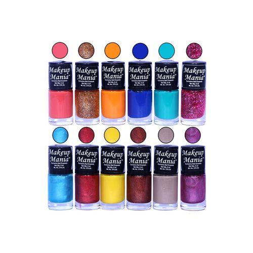 makeup mania nail polish, perfect for girls