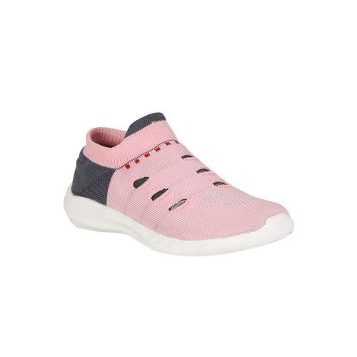 NE Shoes pink slip on sports shoes