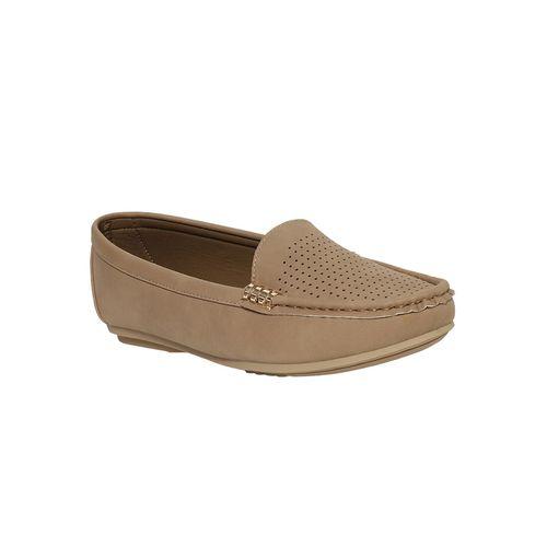 KetImporta brown slipon loafers