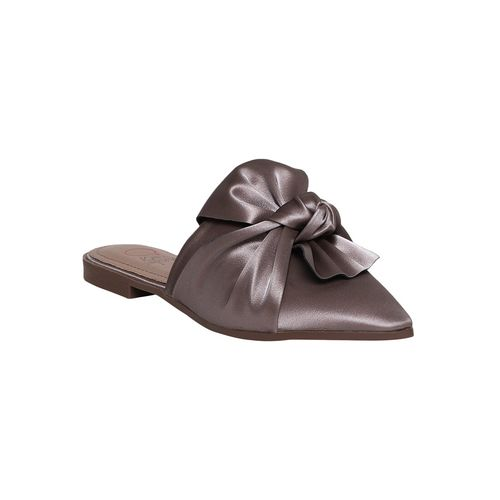 KetImporta metallic mules sandals