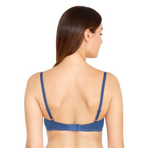 Zivame bow patch t-shirt bra