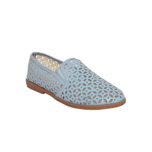 KetImporta blue slip on casual shoes