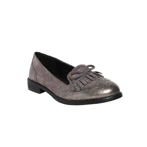 KetImporta grey slip on casual shoes