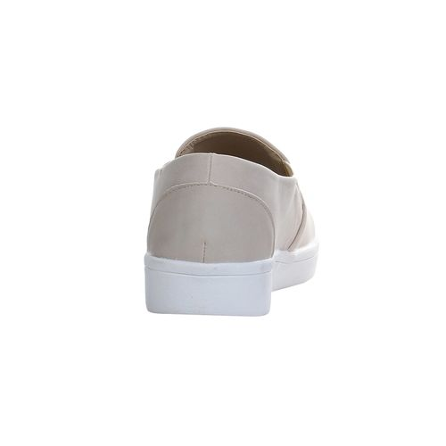 Aber & Q beige slip on casual shoes