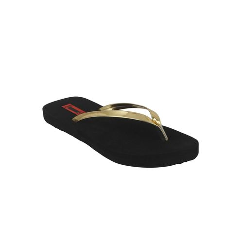1 WALK gold toe separator flip flops