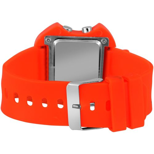 Mkstone Stylish Digital Red Cut Apple Kids Watch - For unisex by M R Traders