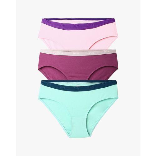 Envie Pack of 3 Hipster Panties