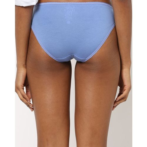 Jockey Pack of 2 Hipster Panties with Elasticated Waistband