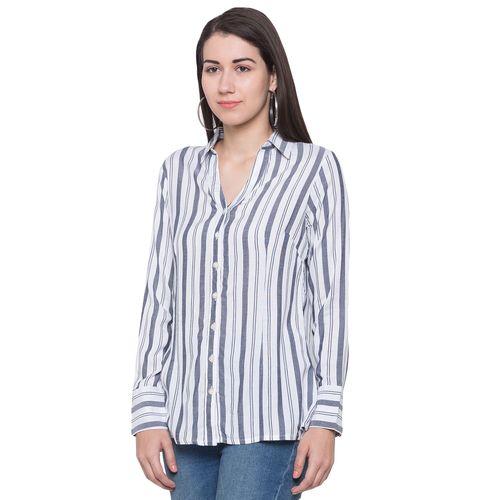 Globus long sleeves striped shirt