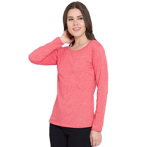 Cliths long sleeved round neck tee