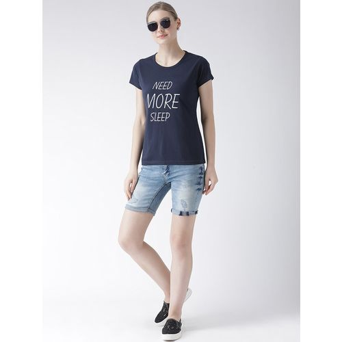 Griffel quirky text short sleeved tee