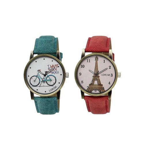 lorem lr229-230 wrist watch