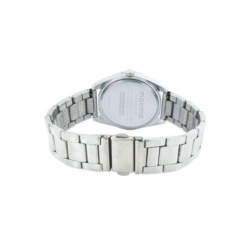 Maxima round dial analog watch-52741cmli