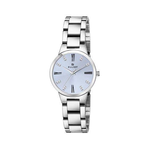 elliot round dial analog watch - ew-wd-160707