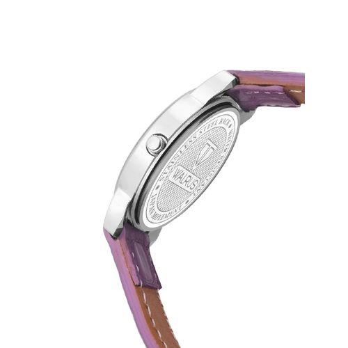 walrus sia purple color analog women watch- www-sia-141407