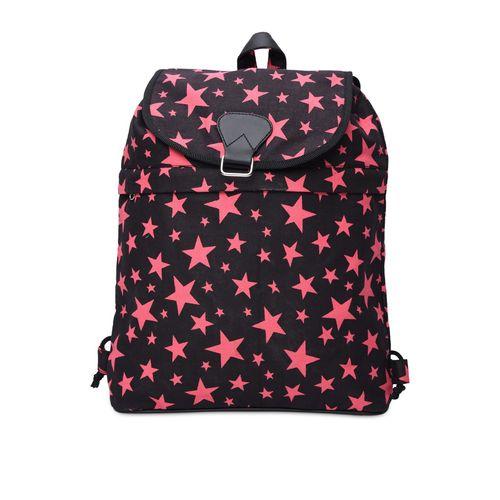Crafts My Dream brown printed backpack