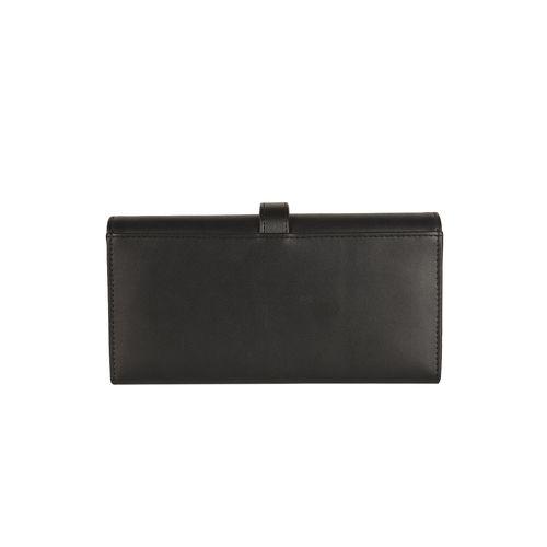 Bellissa black leatherette (pu wallet