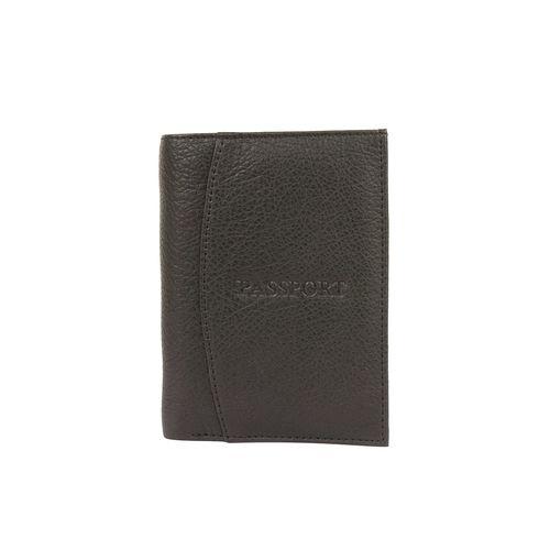 Blizzard brown leatherette (pu) wallet