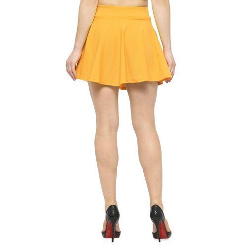 N-Gal high rise skater skirt