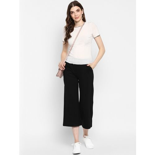 FOSH high rise solid culottes