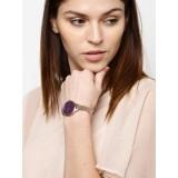 FJORD Women Purple Dial Watch FJ-6027-66