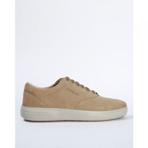WOODLAND Leather Lace-Up Casual Shoes