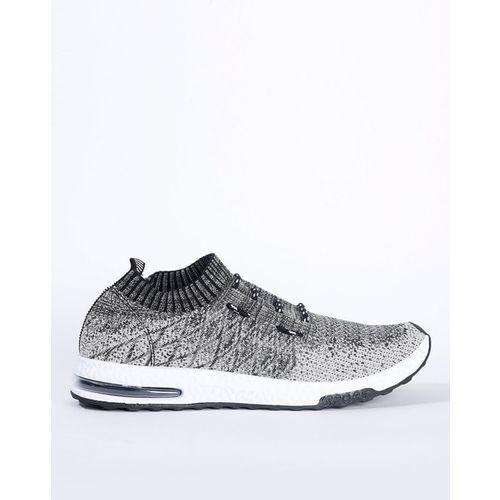 Revs Textured Lace-Up Shoes