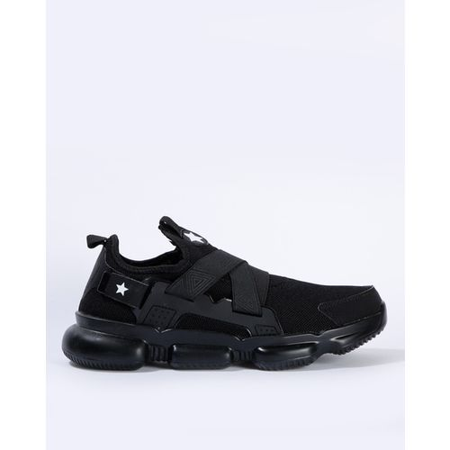 ARKAX Panelled Slip-On Casual Shoes