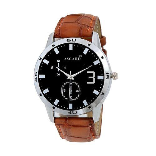Asgard set of 2 analog watch combo