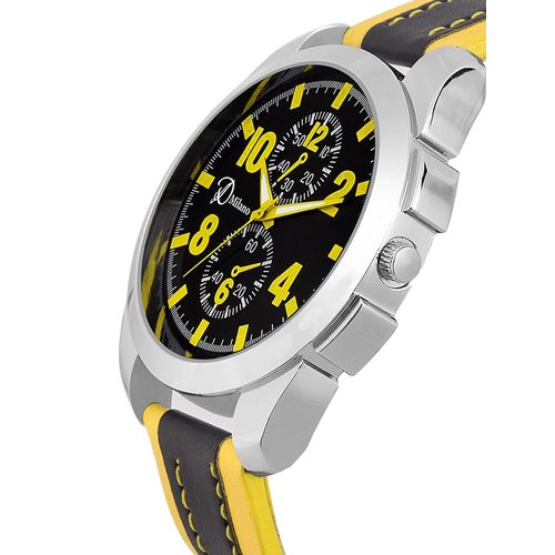d'milano men sunbeam sports analog watch